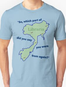From Libraria T-Shirt
