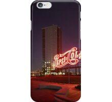 Pepsi Cola Sign- Long Island City iPhone Case/Skin