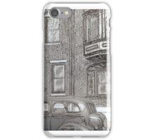 018-1315 Christian St.,Phila.,PA   1955 iPhone Case/Skin