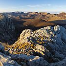 Top of the Velebit by Ivan Coric