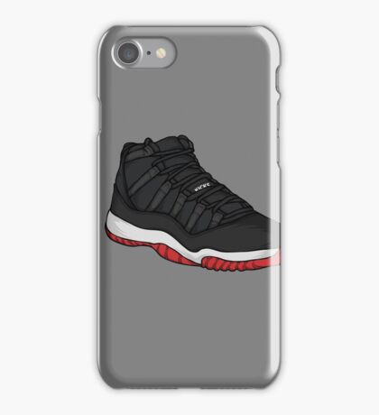 Shoes Breds (Kicks) iPhone Case/Skin