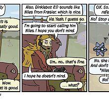 He'll always be Dinklebot to me. by Longburns