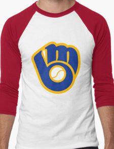 Brewers Men's Baseball ¾ T-Shirt
