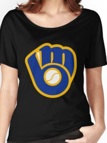 Brewers Women's Relaxed Fit T-Shirt