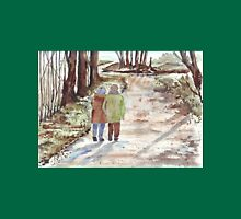 A Winter Walk in the Park T-Shirt