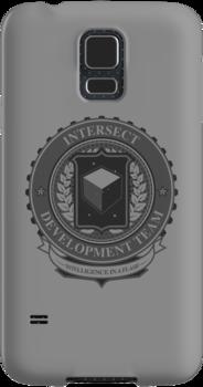 Intersect Dev Team by DeardenDesign