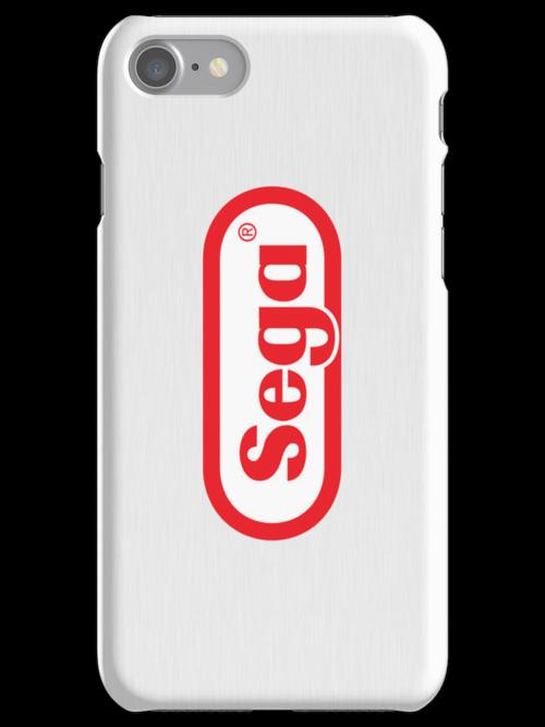 SEGA - Nintendo Style by synaptyx