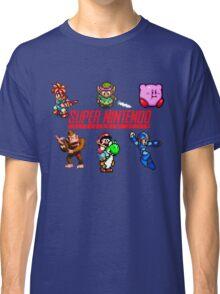 Super Nintendo Classic T-Shirt