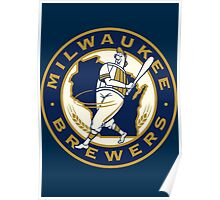 Brewers Poster