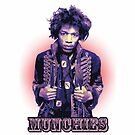 Hendrix and the Munchies by thejessis