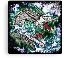 Dragon Envy Canvas Print