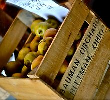 Box of Apples by Ginadg73