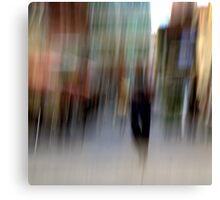 Crossing Rundle Street Canvas Print