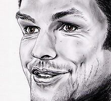 Richie McCaw  by jos2507