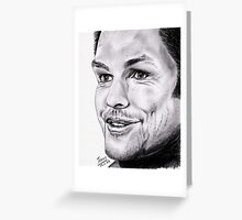 Richie McCaw  Greeting Card