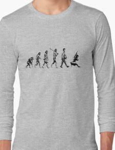 Ninja Evolve Long Sleeve T-Shirt