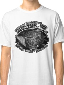 Around the World in 80 Days Tee or Hoodie Classic T-Shirt