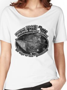 Around the World in 80 Days Tee or Hoodie Women's Relaxed Fit T-Shirt