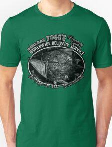 Around the World in 80 Days Tee or Hoodie Unisex T-Shirt