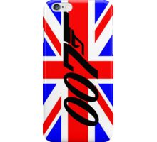 James Bond 007 Iphone Case iPhone Case/Skin