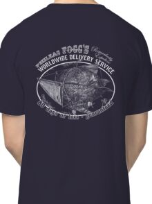 Phileas Fogg's Remarkably Expedient Delivery Service Classic T-Shirt
