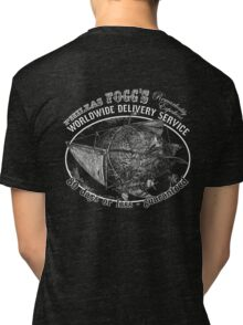 Phileas Fogg's Remarkably Expedient Delivery Service Tri-blend T-Shirt