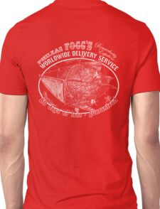 Phileas Fogg's Remarkably Expedient Delivery Service Unisex T-Shirt