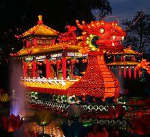 Chinese Lantern Festival by Scott Howard