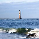 *Lighthouse Photo Painting* by DeeZ (D L Honeycutt)