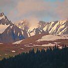 Alaska The Rugged by Nick Boren