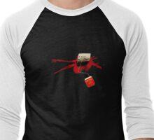 PWNINGS - 100% PWNAGE Men's Baseball ¾ T-Shirt