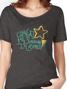 Come At Me Scrublord  Women's Relaxed Fit T-Shirt