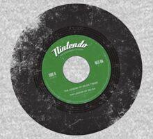 ZELDA 45 rpm Kids Tee