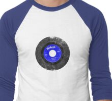 MEGAMAN 45 rpm Men's Baseball ¾ T-Shirt