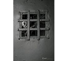 gate holes Photographic Print