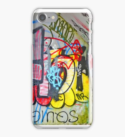 NYC Grafitti 1 iPhone Case/Skin
