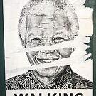 Nelson Mandela by depsn1