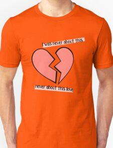 Show Your Face Unisex T-Shirt