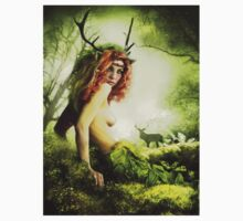 Deer Woman by Kerri Ann Crau