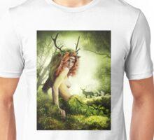 Deer Woman Unisex T-Shirt