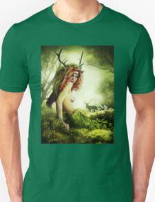 Deer Woman T-Shirt