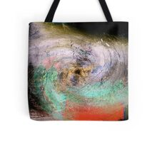sudden gale...... disappearance to zero Tote Bag