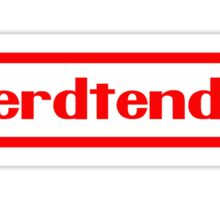 Nerdtendo Sticker