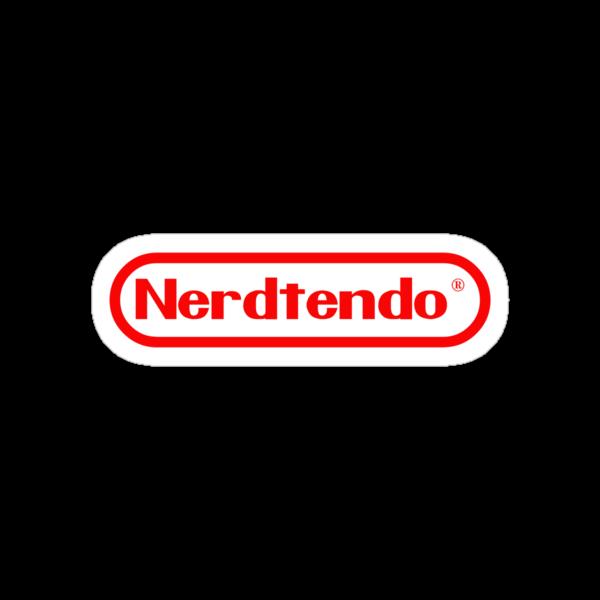 Nerdtendo by MightyRain