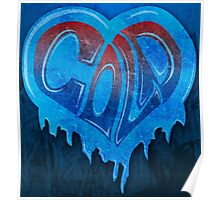 Cold hearted Poster