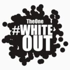 #Whiteout (Inverse) by Kingofgraphics