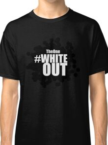 #Whiteout (Inverse) Classic T-Shirt