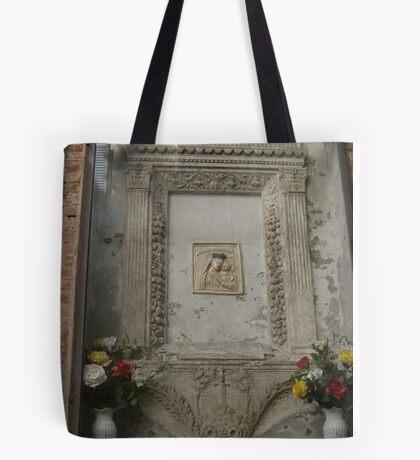 Madonna, Siena Tote Bag
