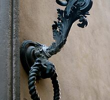 Wall Ornament, Siena by Barbara Wyeth