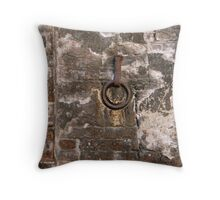 Rustic Ring, Siena Wall Throw Pillow